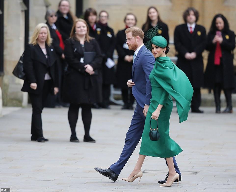 Популярность Меган Маркл и принца Гарри стремительно растет
