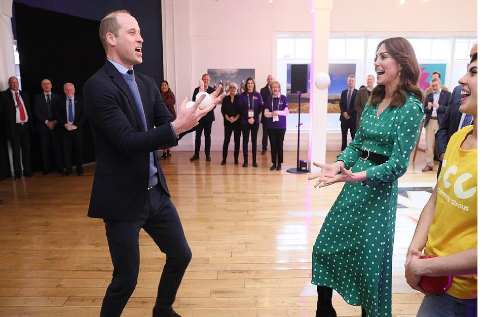 Кейт Миддлтон и принц Уильям завершают свой официальный тур по Ирландии: где еще побывали Кембриджи и с кем встретились сегодня
