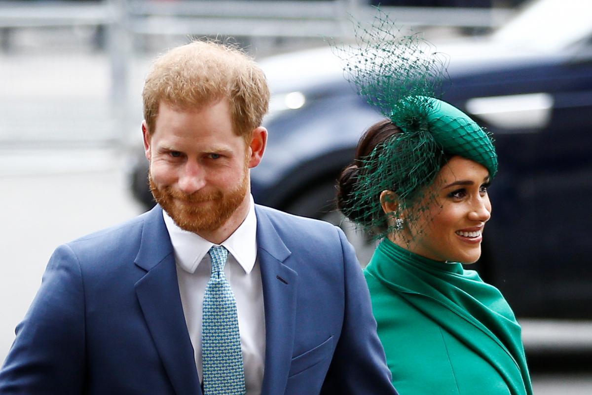 Принц Гарри и Меган Маркл опубликовали прощальное сообщение в Инстаграм