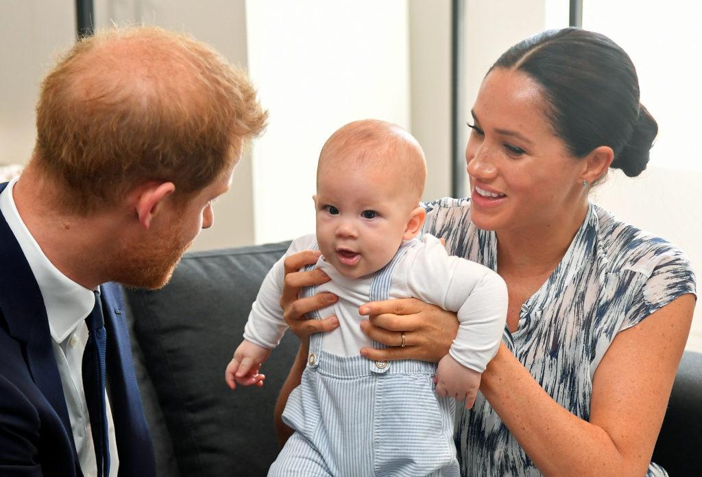 У сына принца Гарри и Меган Маркл появится новый друг