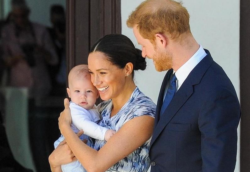 Принц Гарри и Меган Маркл намерены учить сына толерантности