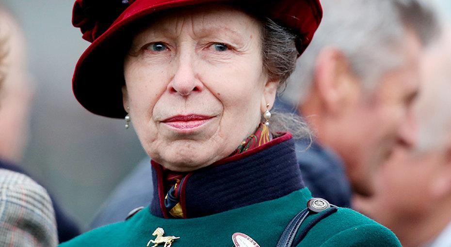 Принцесса Анна высказалась об уходе принца Гарри и Меган Маркл