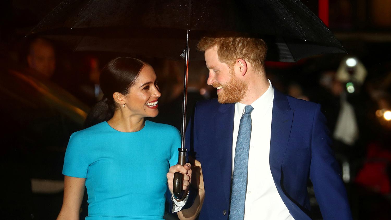 Принц Гарри и Меган Маркл радуются новой главе их жизни