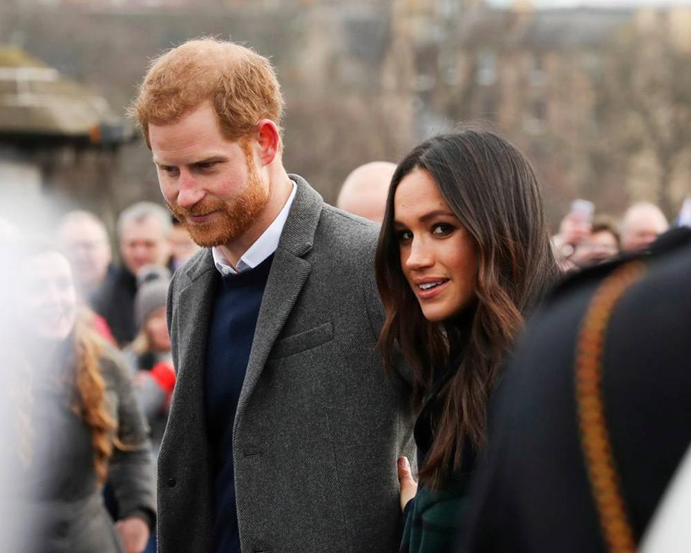 Принц Гарри и Меган Маркл согласны на откровенное интервью за миллион долларов
