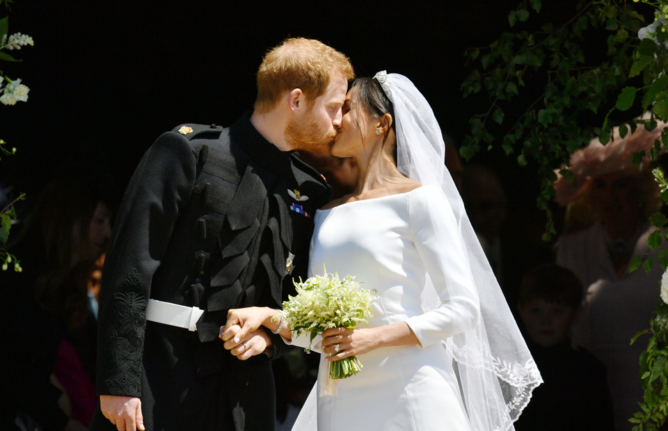 Принц Гарри и Меган Маркл отдадут на благотворительность доход со своей свадьбы