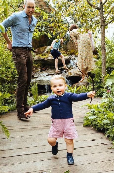 Чем принц Уильям и Кейт Миддлтон с детьми занимаются на карантине?