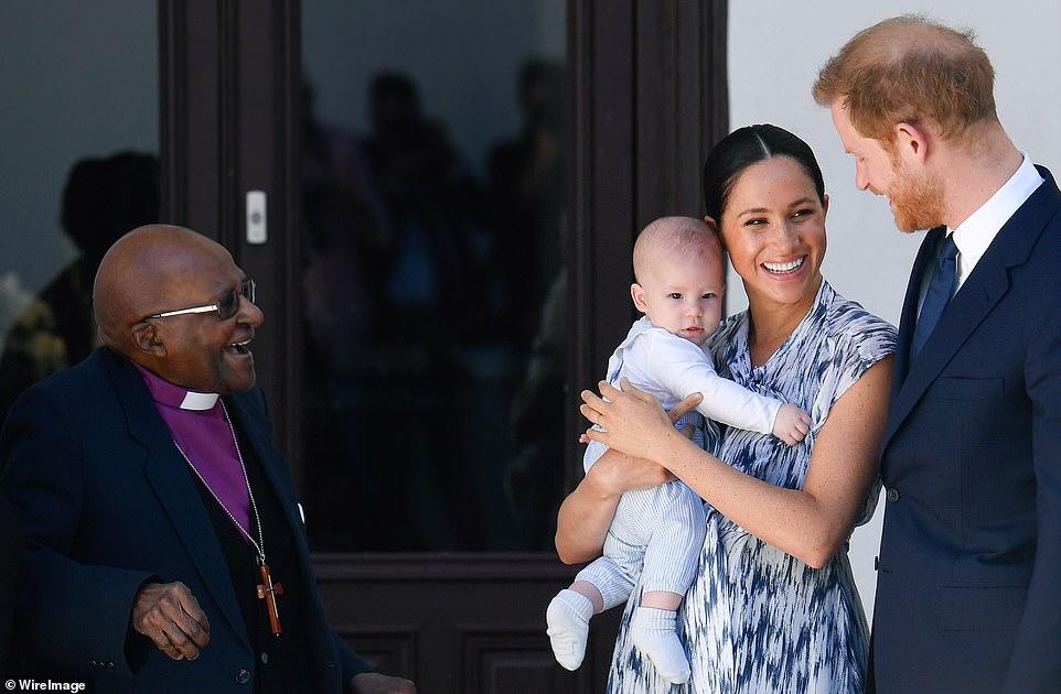 Австралия сделала принцу Гарри и Меган Маркл необычное предложение