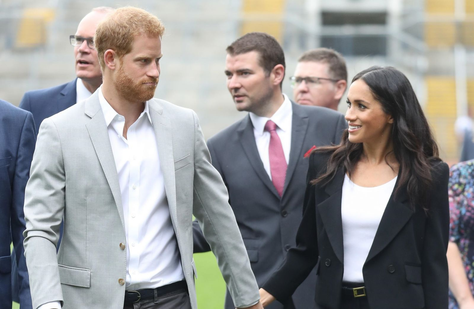 Принц Уильям и Кейт Миддлтон будут обеспечивать деньгами принца Гарри и Меган Маркл?
