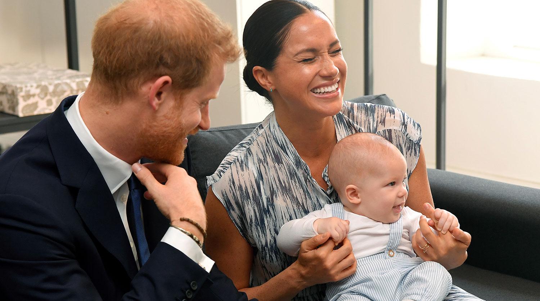 Принц Гарри и Меган Маркл все время посвящают воспитанию Арчи