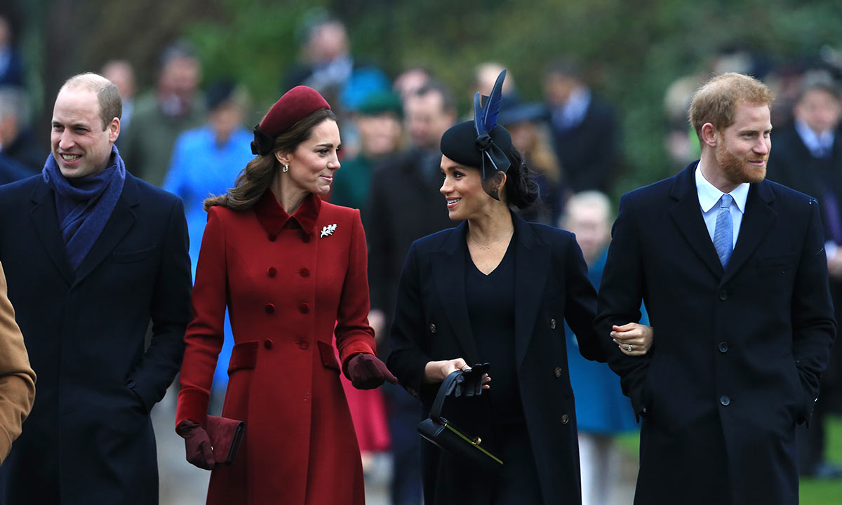 Принц Уильям и Кейт Миддлтон наняли SMM-специалиста принца Гарри и Меган Маркл