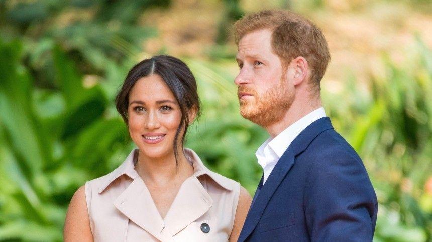Журналисты узнали в чьем доме живут принц Гарри и Меган Маркл