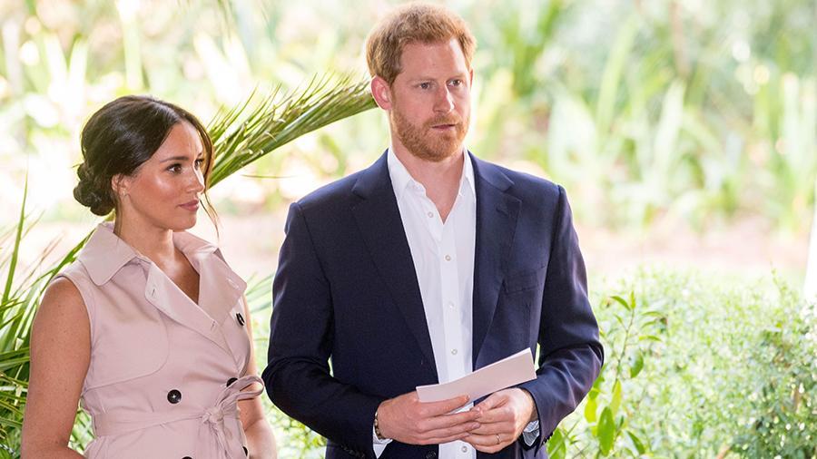 Решения в семье принимает Меган Маркл, а не Гарри – отец Бориса Джонсона раскритиковал герцогиню