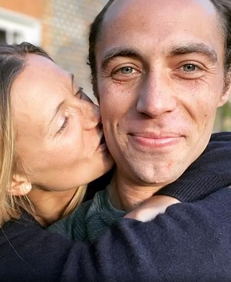 Брат Кейт Миддлтон побрился первый раз за 7 лет