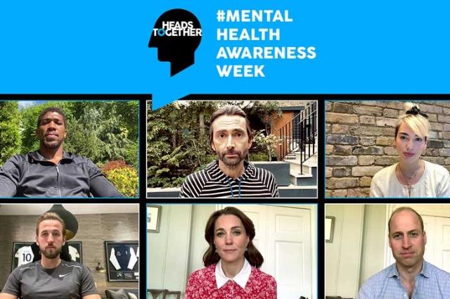 Принц Уильям и Кейт Миддлтон записали подкаст на тему психического здоровья