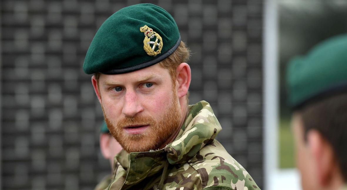 Принц Гарри не может привыкнуть к США и скучает по армии