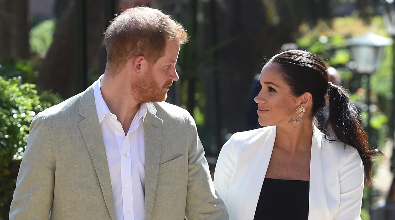 Адель дала несколько советов принцу Гарри и Меган Маркл
