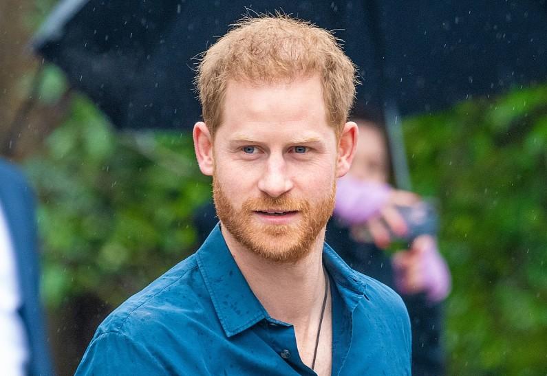 Принц Гарри нашел в США «голливудского отца»