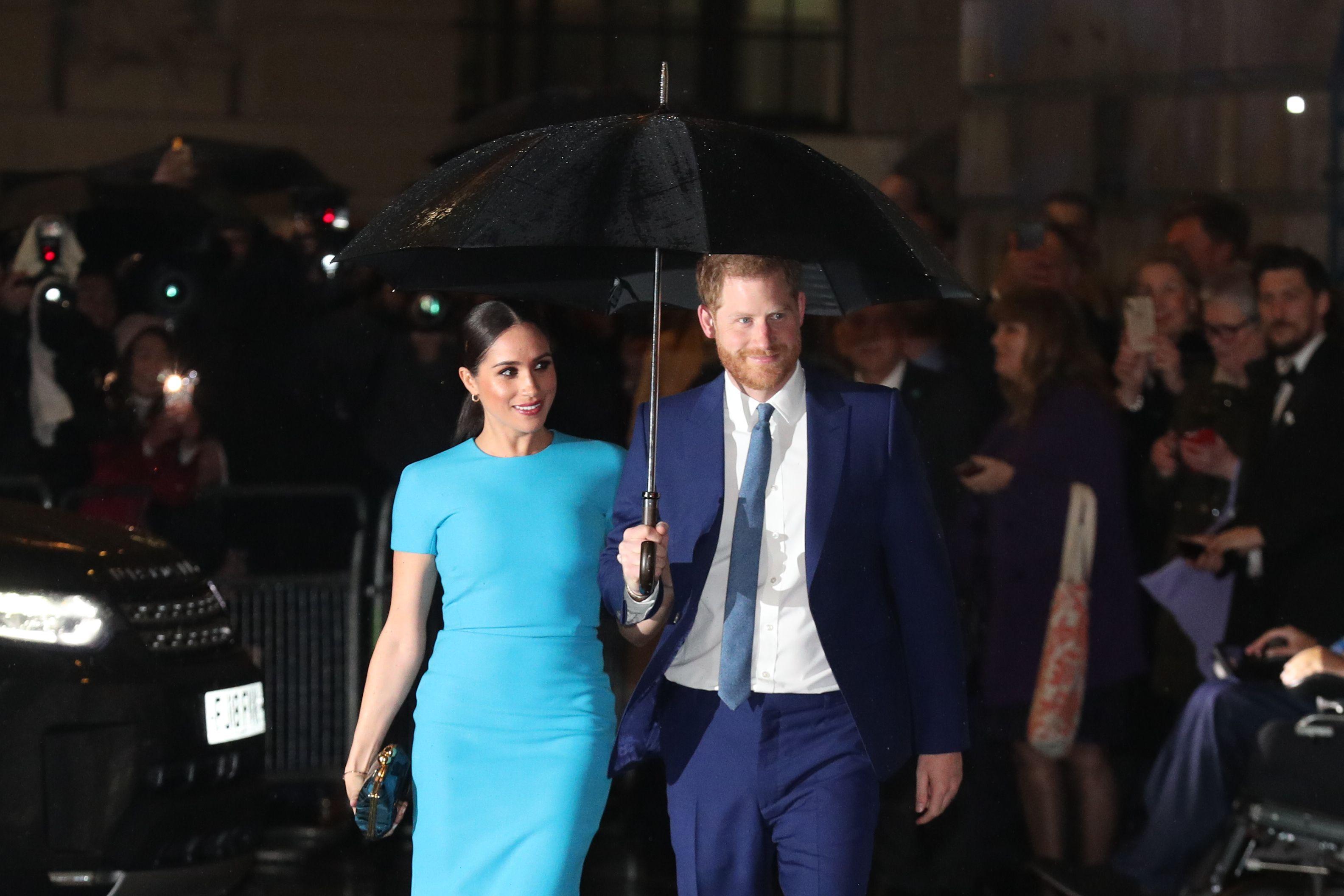 В США снимут фильм о принце Гарри и Меган Маркл