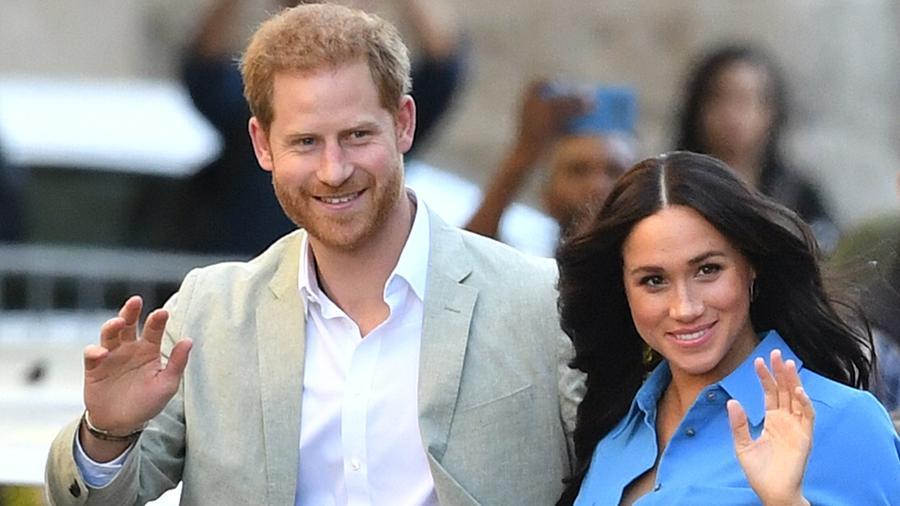 Принц Гарри и Меган Маркл вернутся домой