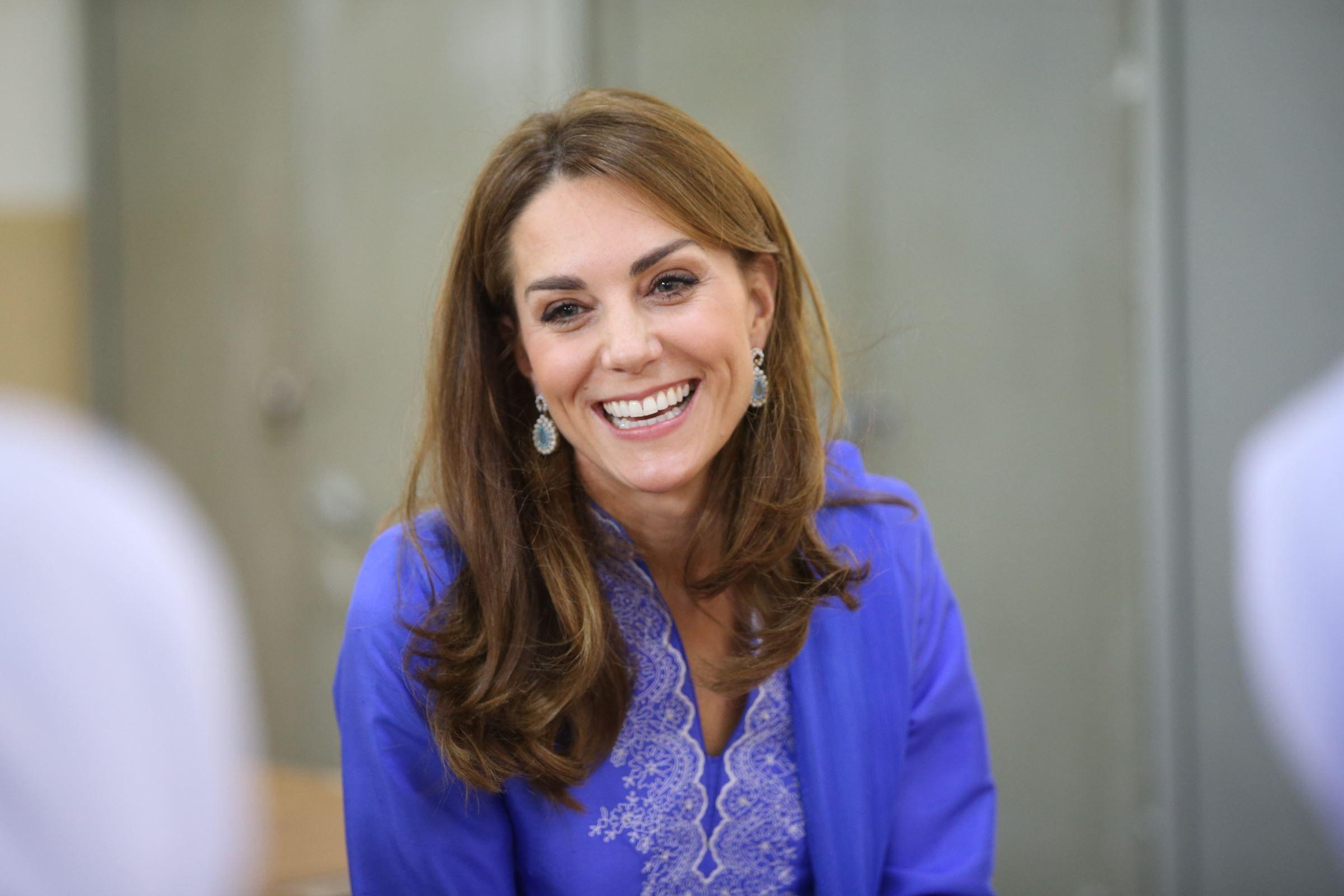 Кейт Миддлтон поговорила с детьми о доброте во время онлайн-урока