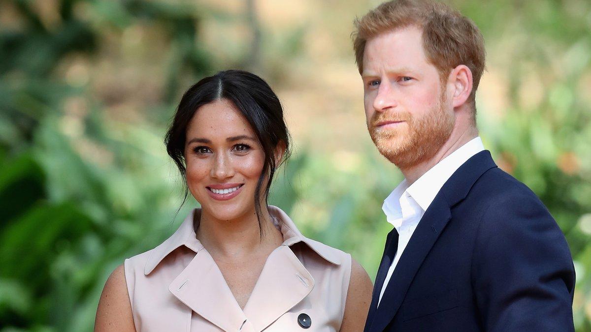 Принцу Гарри и Меган Маркл повезло: паре не придется менять название новой торговой марки