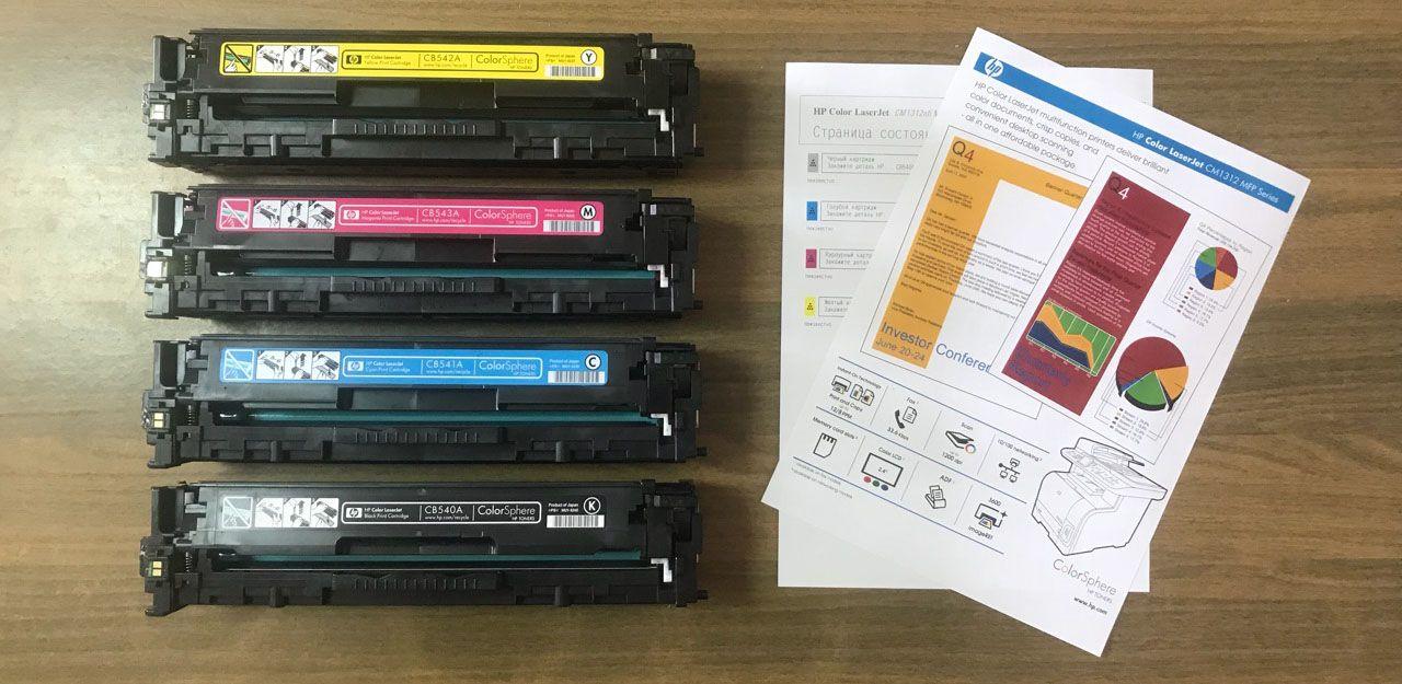 Особенности заправки картриджей принтеров