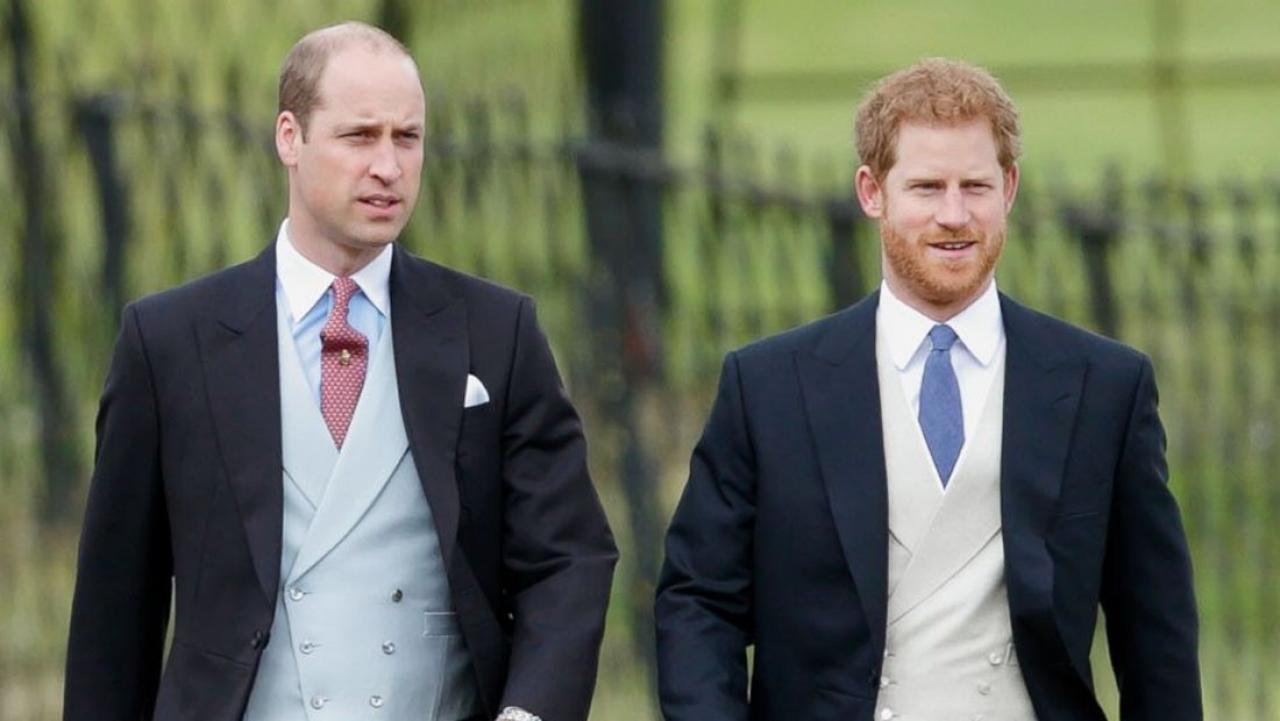 Принц Уильям просит Гарри вернуться в Великобританию