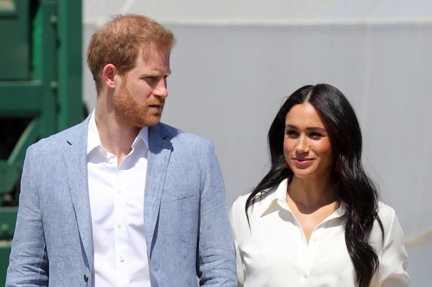 Принц Гарри и Меган Маркл вместо благотворительности будут бороться с расизмом