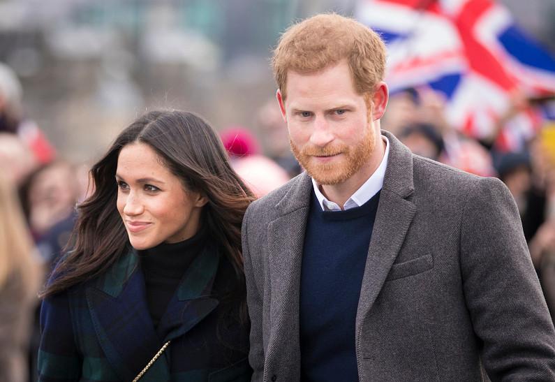 Принц Гарри и Меган Маркл хотели отделиться еще до свадьбы - инсайдер