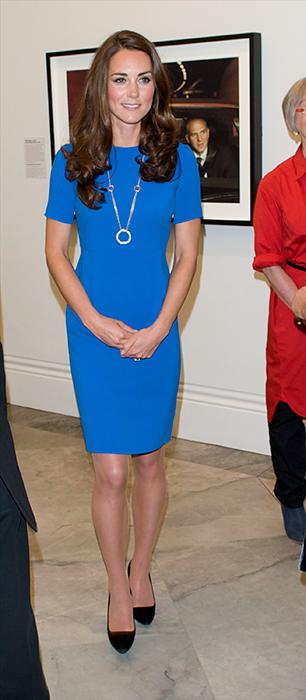 В сети обсуждают модное соперничество Кейт Миддлтон и Меган Маркл