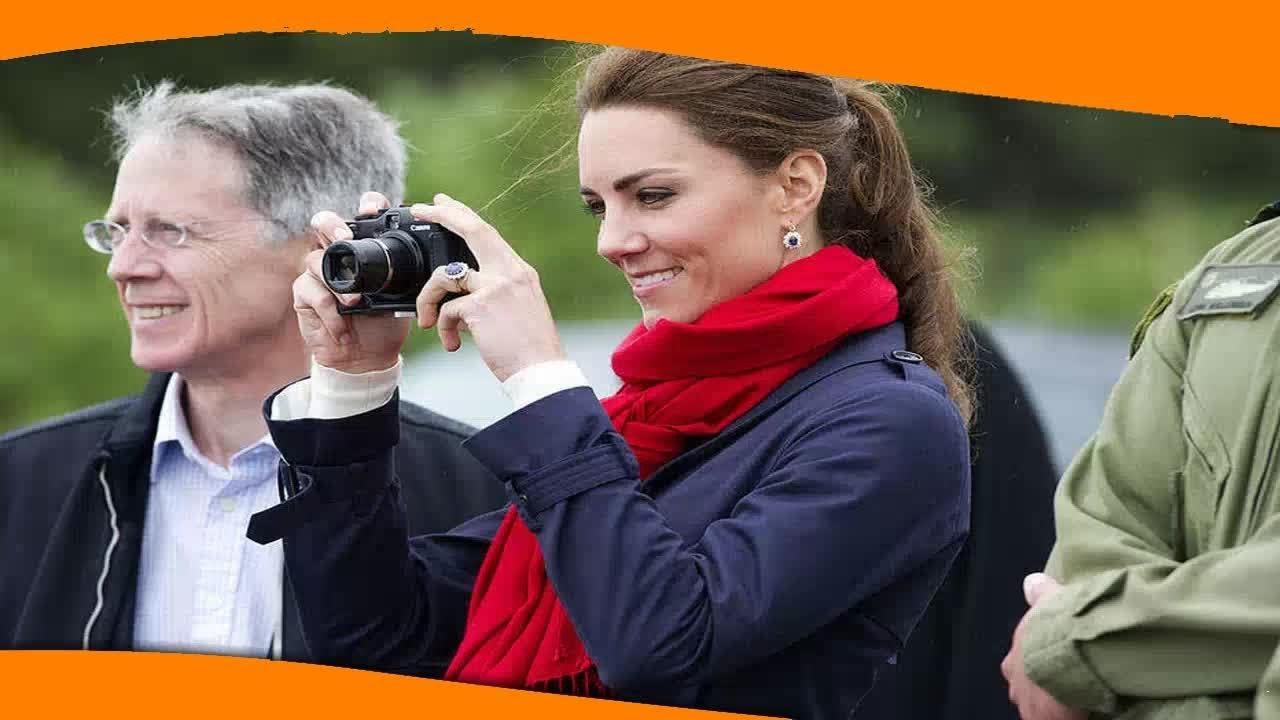 Кейт Миддлтон лично отвечает на присланные ей фото в рамках проекта Hold Still