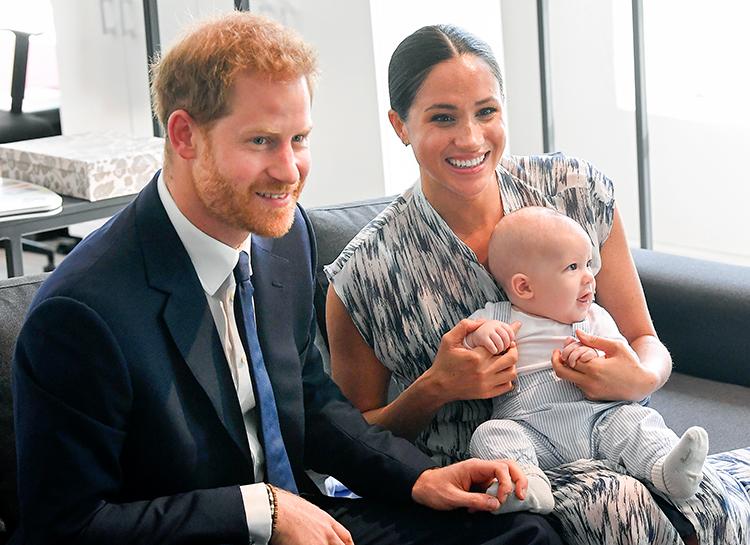 Принц Гарри написал открытое письмо о будущем планеты и чувствах к сыну