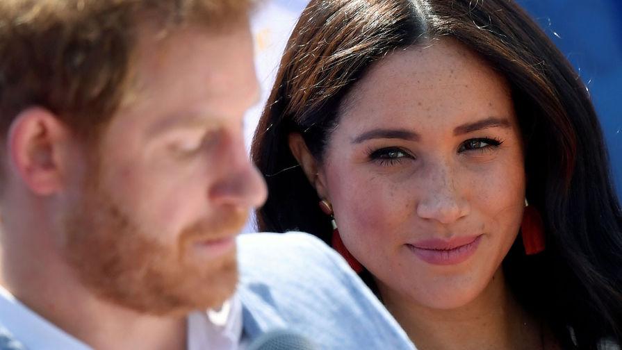 Принц Гарри и Меган Маркл в последнее время пребывают в подавленном состоянии – инсайдер