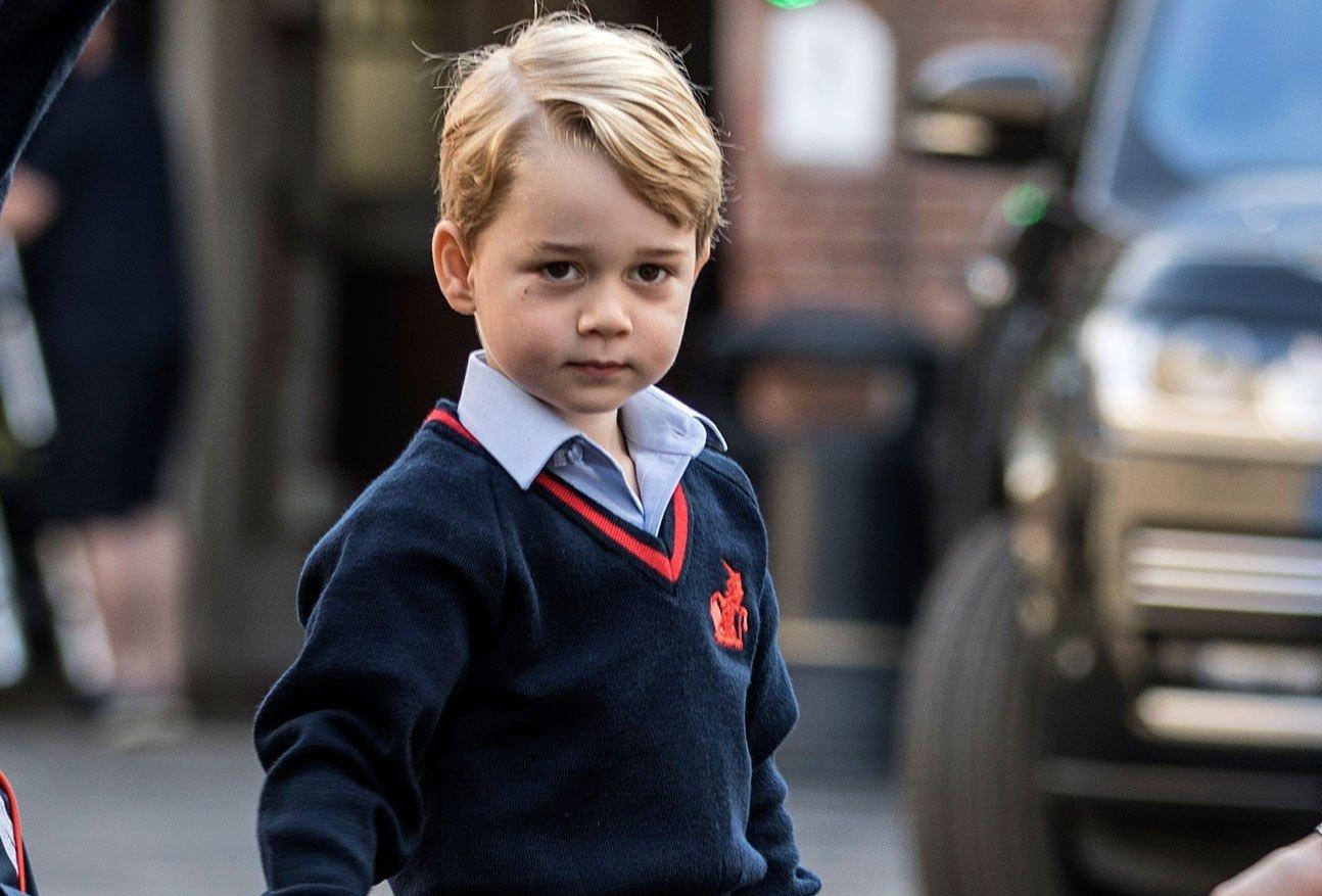День рождения принца Джорджа: новые фото маленького Кембриджа, поздравления в соцсетях