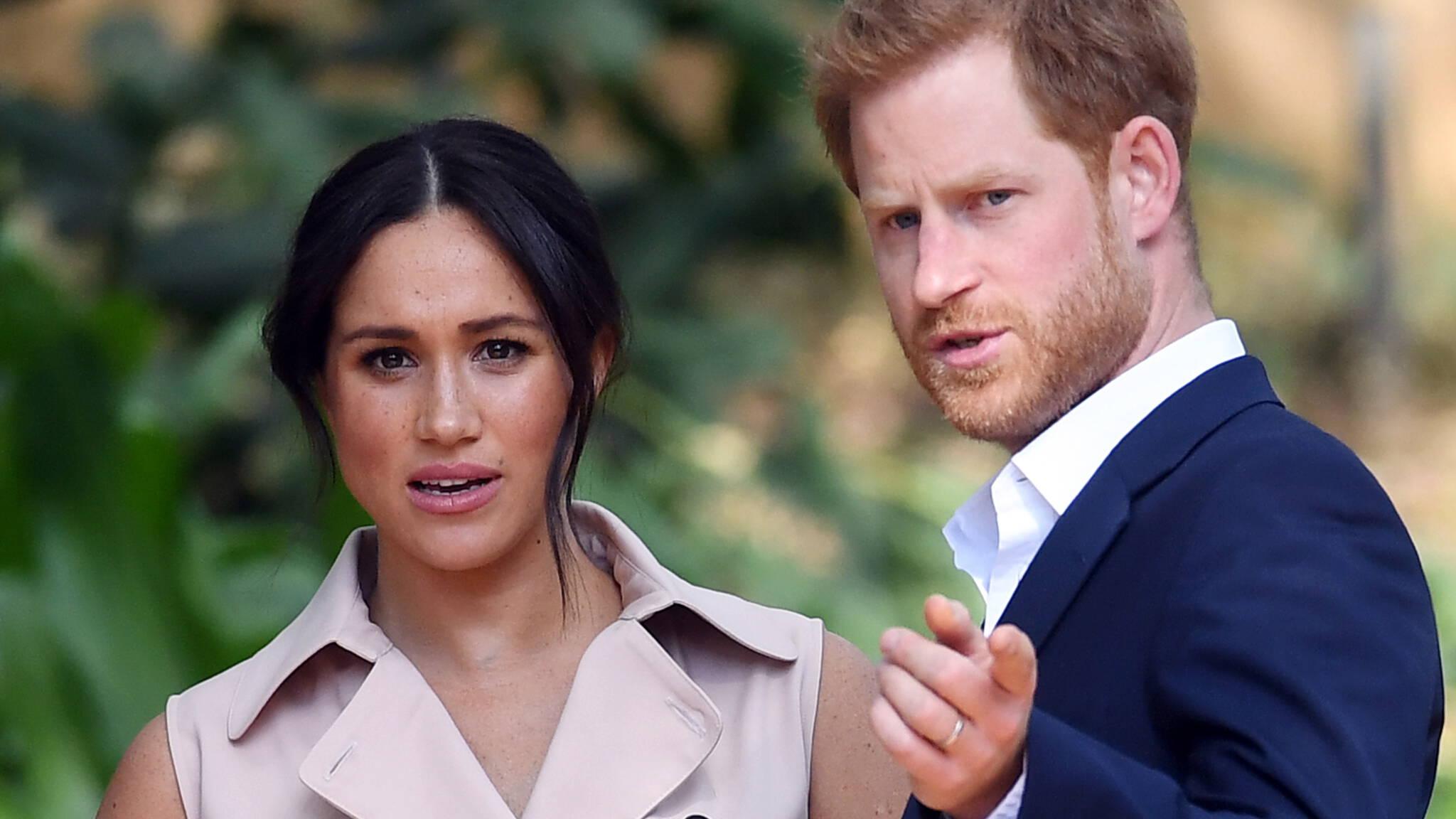 Принц Гарри и Меган Маркл пока не нашли идеальное место жительства – королевский эксперт