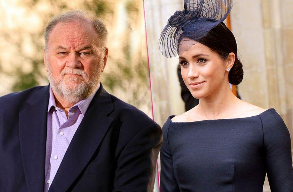 Меган Маркл уверена, что британские таблоиды поссорили её с отцом
