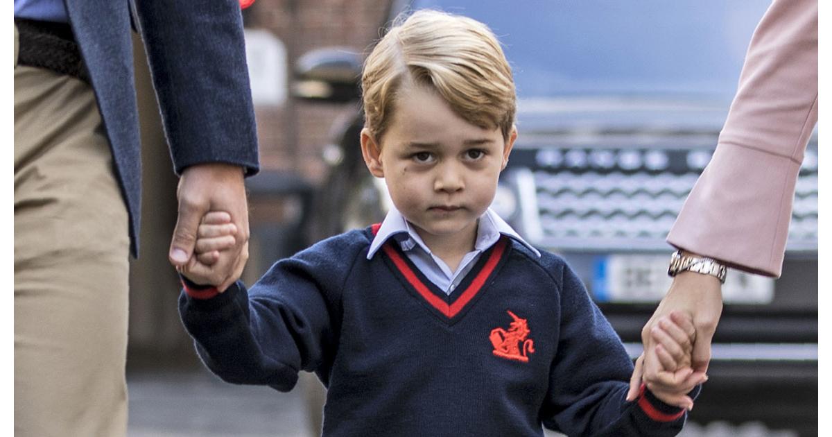 Принц Джордж скоро должен будет отправиться в школу-интернат: какое решение примут герцоги Кембриджские?!