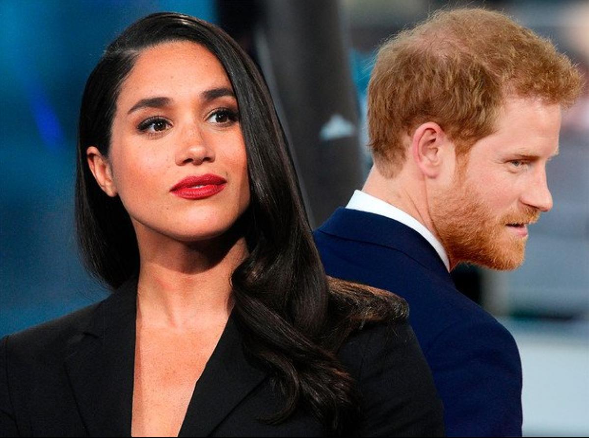 Принц Гарри не смог увидеть родных из-за Меган Маркл