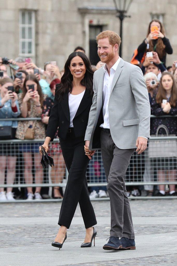 Принц Гарри и Меган Маркл будут создавать для Netflix фильмы и программы