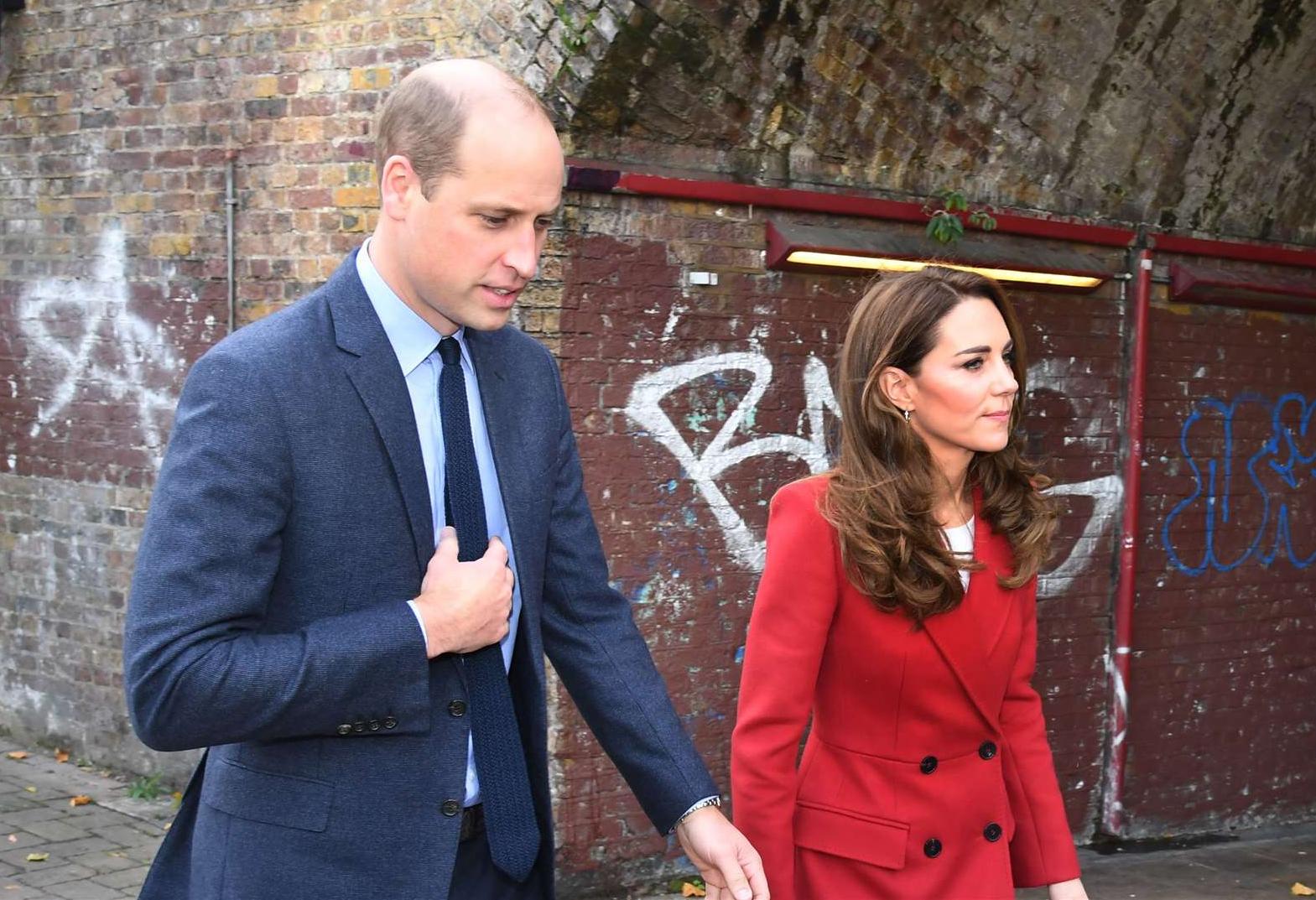 Принц Уильям и Кейт Миддлтон провели две важные встречи в рамках фотопроекта Hold Still