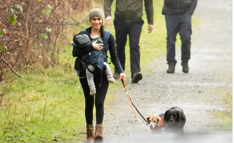 Меган Маркл защитила личное пространство маленького Арчи: суд удовлетворил иск герцогини против Splash News