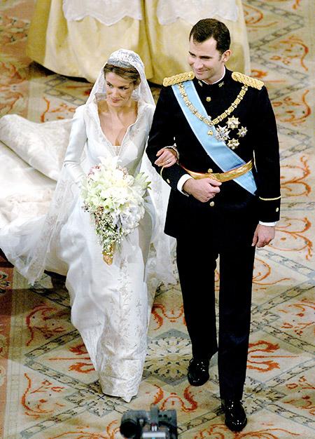 ТОП-5 самых дорогих свадебных нарядов представительниц королевских семей