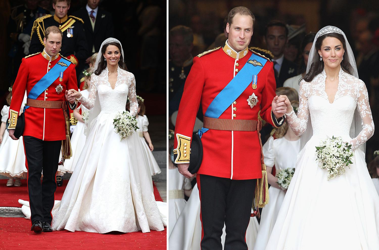 Елизавета II назвала экспозицию свадебного наряда Кейт Миддлтон ужасной: старая история
