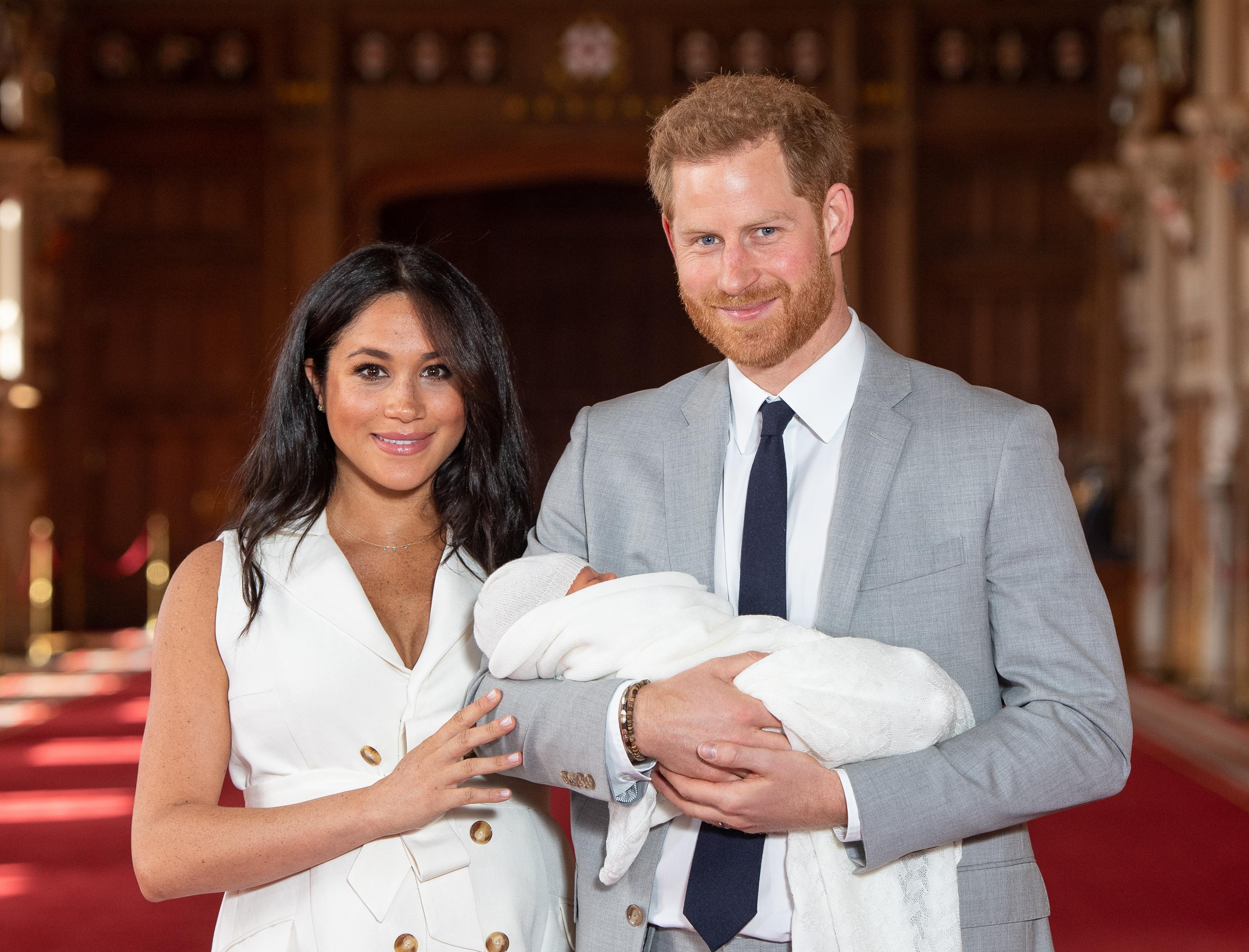 Принц Гарри и Меган Маркл рассказали, почему внесли серьёзную поправку в свидетельство о рождении Арчи