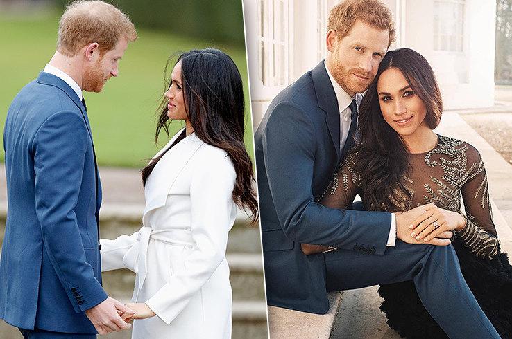 Мисан Гарриман рассказал, какой смысл был вложен в снимок, которым принц Гарри и Меган Маркл объявили о пополнении в своей семье