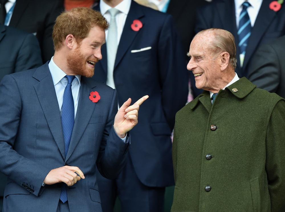 Принцы Уильям и Гарри выпустили официальные заявления в связи с кончиной их дедушки