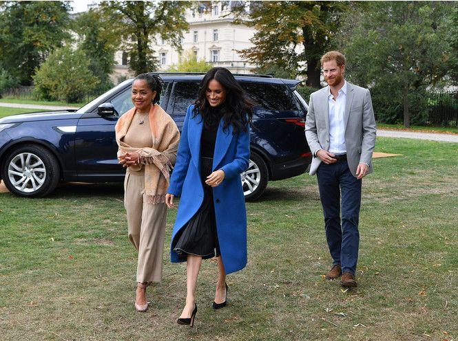 Принц Гарри и Меган Маркл ждут второго ребёнка: все подробности