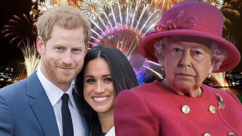 Официальное заявление Букингемского дворца: принц Гарри и Меган Маркл больше не вернутся к исполнению королевских обязанностей, а поэтому лишаются всех привилегий