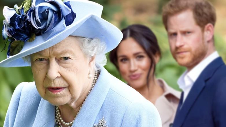 Как Елизавета II отреагировала на скандальное интервью принца Гарри и Меган Маркл