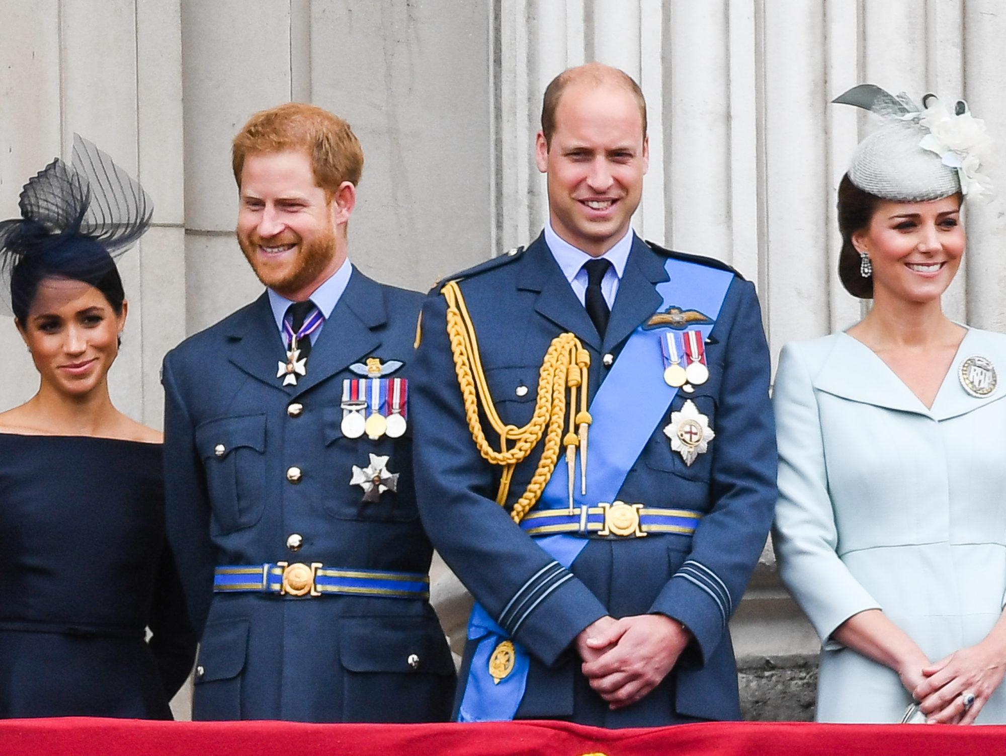 Они просто потрясены — королевский инсайдер о реакции герцогов Кембриджских на интервью принца Гарри и Меган Маркл